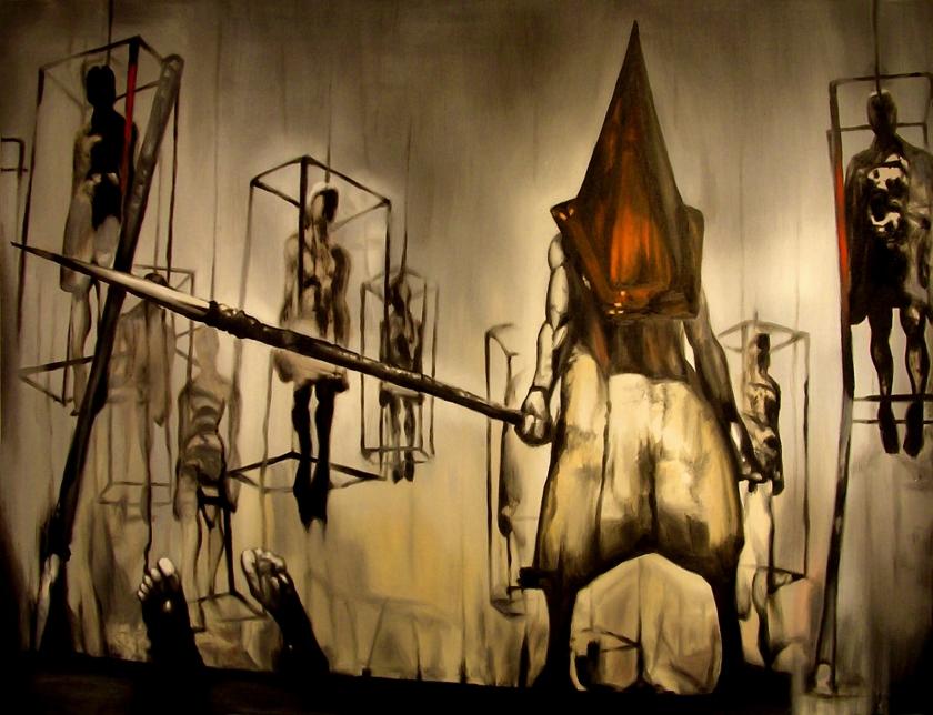 Pyramid Head: The Executioner