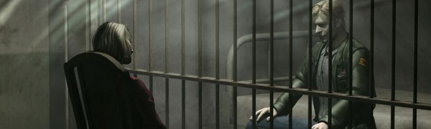 Silent Hill 2 Jail Scene