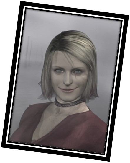 Silent Hill 2 - Photo of Maria