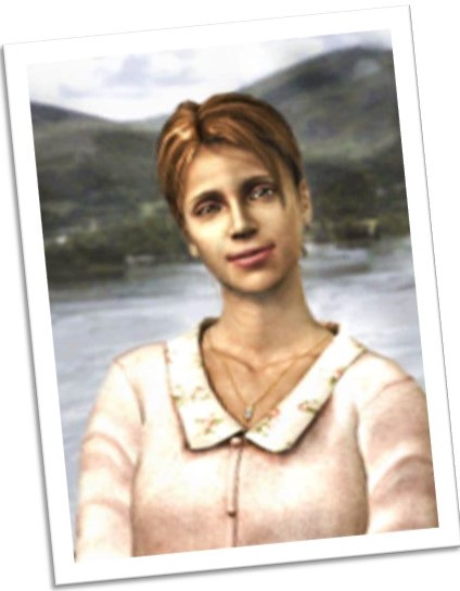 Silent Hill 2 - Photo of Mary