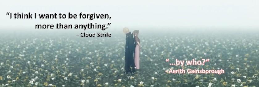 I Think I Want To Be Forgiven (2)