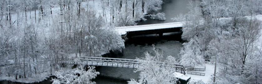 Winter in Ann Arbor_ MI