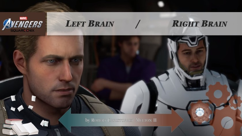 Left Brain _ Right Brain Cover Art