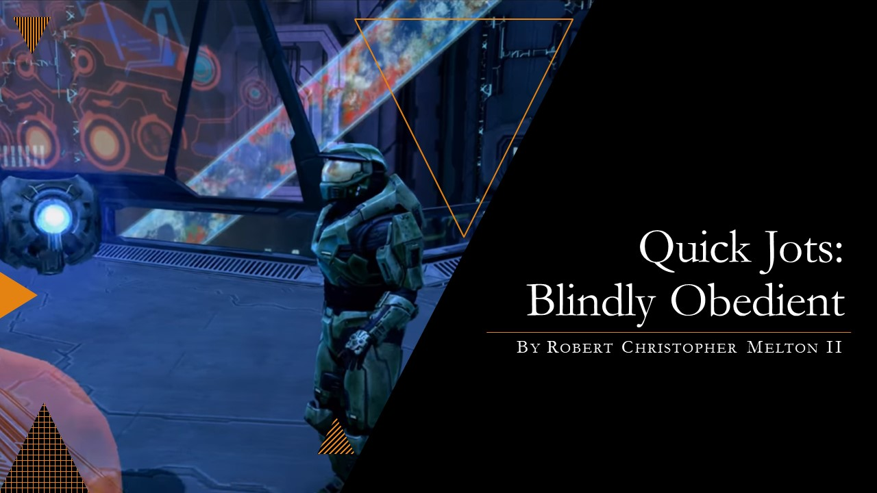 Blindly Obedient Cover Photo